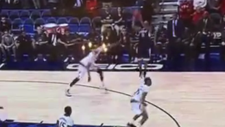 The Dagger: Watch Ryan Boatright Bury A Three To Sink Cincinnati