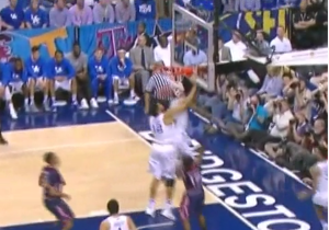 This Block By Kentucky Is The Story Of The Wildcats' Season In One Vine