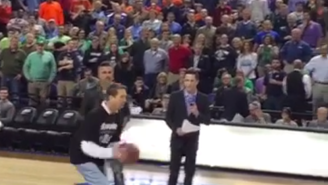The Inspirational Story Of The Man Who Attempted That Half Court Shot