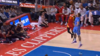 Corey Brewer Posterizes Blake Griffin, Both Get T'ed Up In Ensuing Scuffle