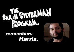Watch As 'The Sarah Silverman Program' Remembers Harris Wittels