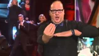 Things Got Unexpectedly Wonderful When This Swedish Sign Language Expert Started Moving His Hips