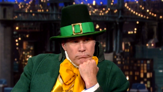 Will Ferrell Reveals That Bill O'Reilly Was 'A Real Sourpuss' During #SNL40