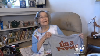 This Woman's Tip For Living To 104 Years Old? Drink Three Dr. Peppers A Day.