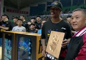 Stephon Marbury Named MVP After Leading Beijing Ducks To Third CBA Championship