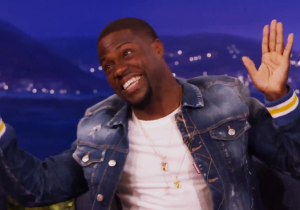 Watch Kevin Hart Reveal The Details Behind His Disastrous 'SNL' Audition