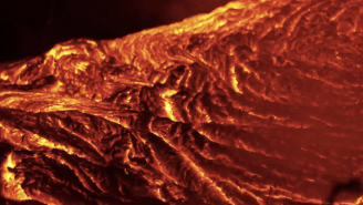 This Time Lapse Of A Volcano Is Crazy Beautiful To Watch