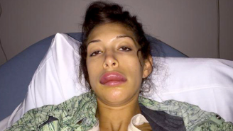 Despite Her Botched Surgery, Farrah Abraham Is Planning To Go To School To Become A Plastic Surgeon