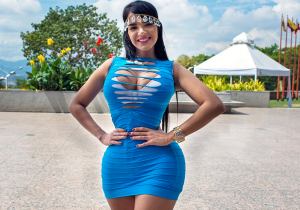 Meet The Model Who Wears A Corset 23 Hours A Day To Achieve Her 20-Inch Waist