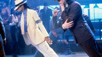 Michael Jackson Patented His Very Own 'Smooth Criminal'-Inspired Anti-Gravity Shoes