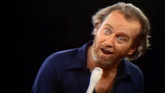 George Carlin's 'Seven Words' Are Showing Up Way More Often In Books