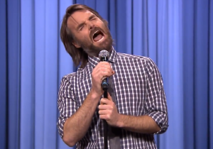 Here's Will Forte Singing An Ode To His 'Last Man On Earth' Beard