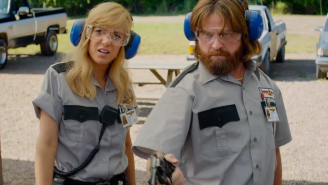 Zach Galifianakis And Kristen Wiig Set Out To Rob A Bank In The First Trailer For 'Masterminds'