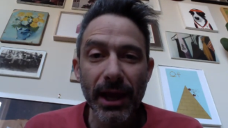 Watch Ad-Rock From The Beastie Boys Give Advice To Teenage Girls