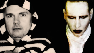 Billy Corgan And Marilyn Manson Are Going From Mortal Enemies To Tour Partners