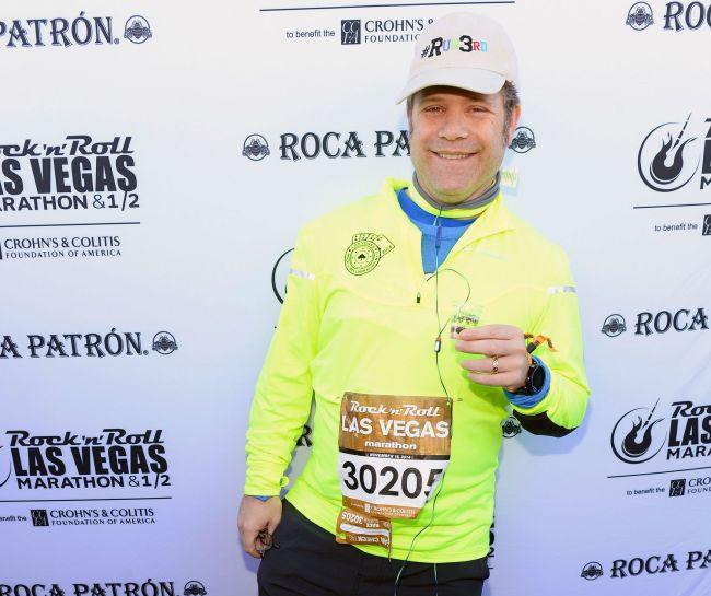 sean astin run boston marathon