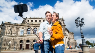 Selfie Sticks Have Been Banned At The Colosseum In Rome Following Vandalism