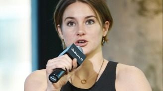 Shailene Woodley Says Insects Are The Future Of Food