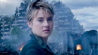Box Office: 'Insurgent' keeps YA movies alive with $21.3 million Friday