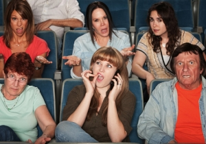 This Mom Apologized On Facebook For Her Kids Being Assh*les At A Movie