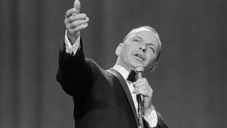 Remembering Frank Sinatra's Bonkers 10-Minute Song About Traveling Through Space
