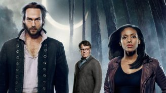 'Sleepy Hollow's Quest For A Third Season Just Had A Major Setback