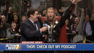 Did 'SNL' Spoil The Ending Of 'Avengers: Age Of Ultron'?