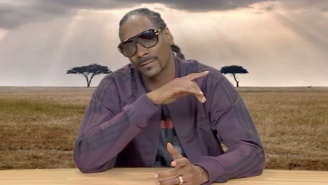 Snoop Dogg Tackles A Bunch Of Crocodile-Fighting Otters In This Edition Of 'Plizzanet Earth'