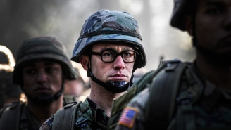 The First Teaser For Oliver Stone's 'Snowden' Is Even Dumber Than You Imagined