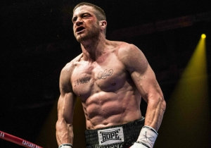 Jake Gyllenhaal gets cut to save his daughter in new trailer for 'Southpaw'