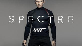 Daniel Craig Is Rocking A Very Familiar Tactleneck In This Teaser Poster For 'SPECTRE'