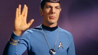 The Leonard Nimoy Documentary 'For The Love Of Spock' Launches On Kickstarter