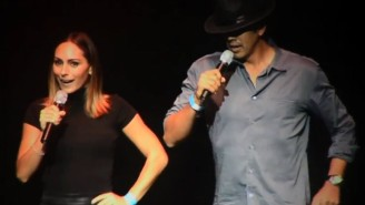 Watch Miami Heat Coach Erik Spoelstra And His Girlfriend Jam Out To 'Billie Jean'