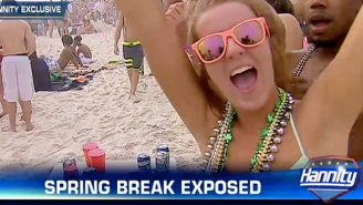Fox News Went To Spring Break In Florida And Of Course They Were Shocked And Horrified