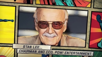Stan Lee Is Teaching An Online Course About The Rise Of Superheroes