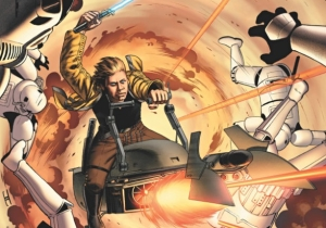 'Star Wars' And Other Comics Of Note, March 11