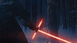 284 days until Star Wars: 'Heir to the Jedi' just explained the crossguard lightsaber
