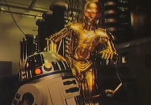 Even C-3PO And R2-D2 Think You Should Immunize Your Kids