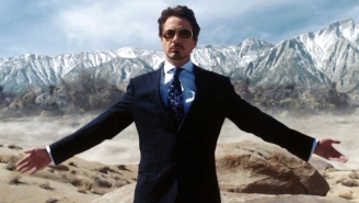 Robert Downey Jr. Wants To Save The World For Real By Fighting Climate Change