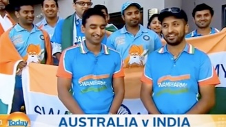 Australian TV Host To Indian Cricket Fans: 'Who's Going To Be Manning 7-Elevens Today?'