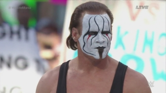 Sting Almost Wrestled Stone Cold Steve Austin At WrestleMania 19