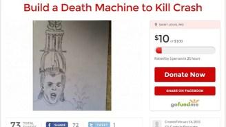 A St. Louis Punk Band Ran A GoFundMe Campaign To Build A Death Machine To Kill Their Drummer