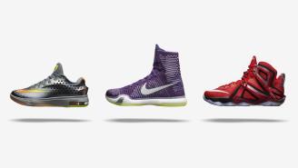 Nike Basketball Elite Series Promotes Performance For The Kobe X, LeBron 12 And KD 7