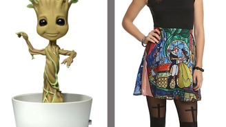 Shut up and take my money! – Dancing Groot, 'Beauty and the Beast,' and more