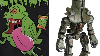 Shut up and take my money! – Slimer, Pacific Rim, and more