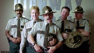 The Best Of Broken Lizard's 'Super Troopers' Live Tweet