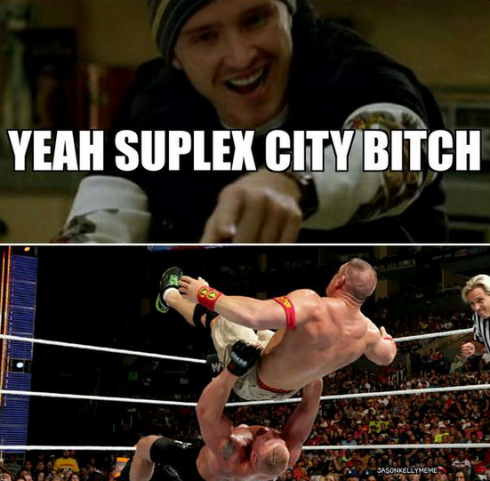 suplex city breaking bad