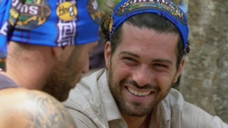 Interview: Joaquin Souberbielle talks 'Survivor: Worlds Apart'