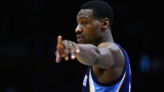 Report: Tony Allen Was Suspended For 'Physical Confrontation' With Teammate Nick Calathes