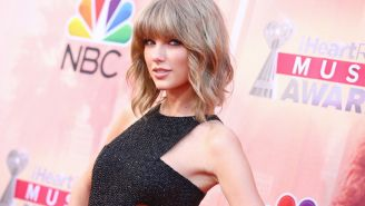 Watch: Taylor Swift backed up Madonna at the iHeartRadio Music Awards